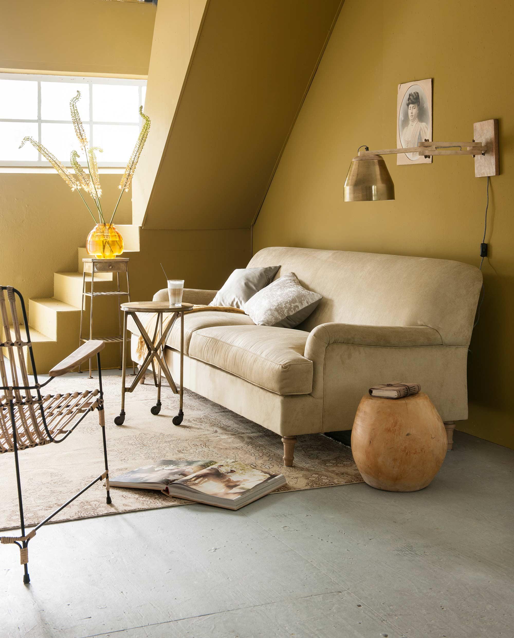 bank sofa