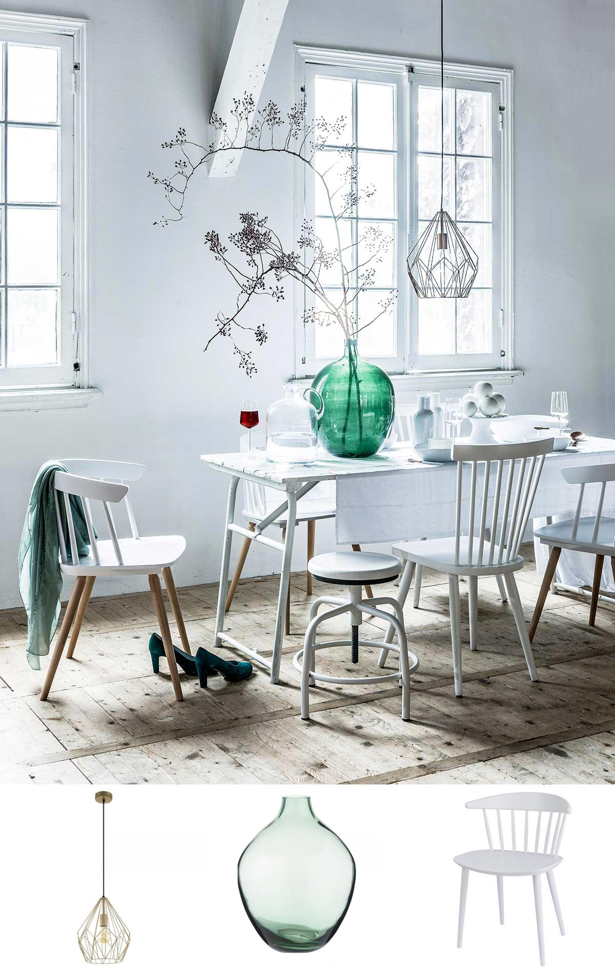 5x tafelen in stijl