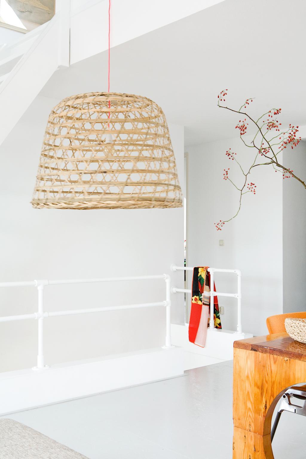 bamboelamp maken