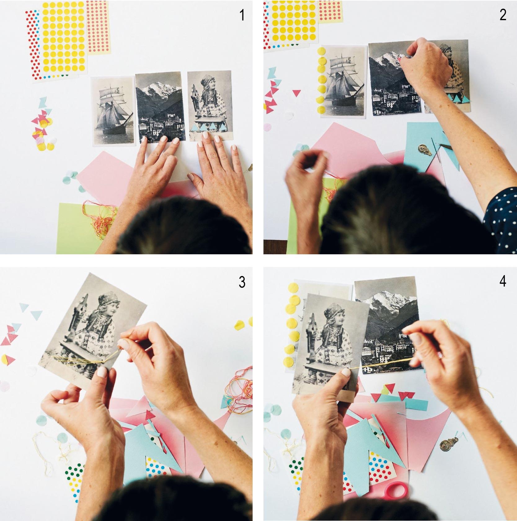 Sstappenplan vintagekaarten