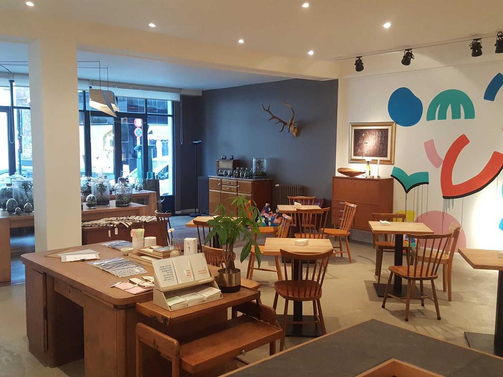 Urban Therapy café winkel