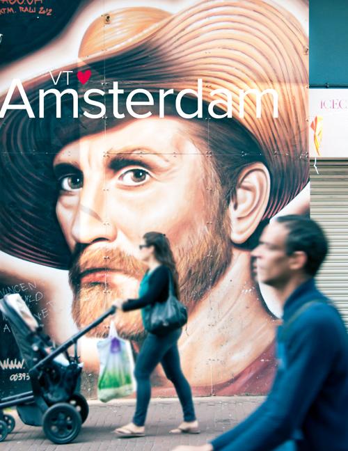 vtwonen loves Amsterdam