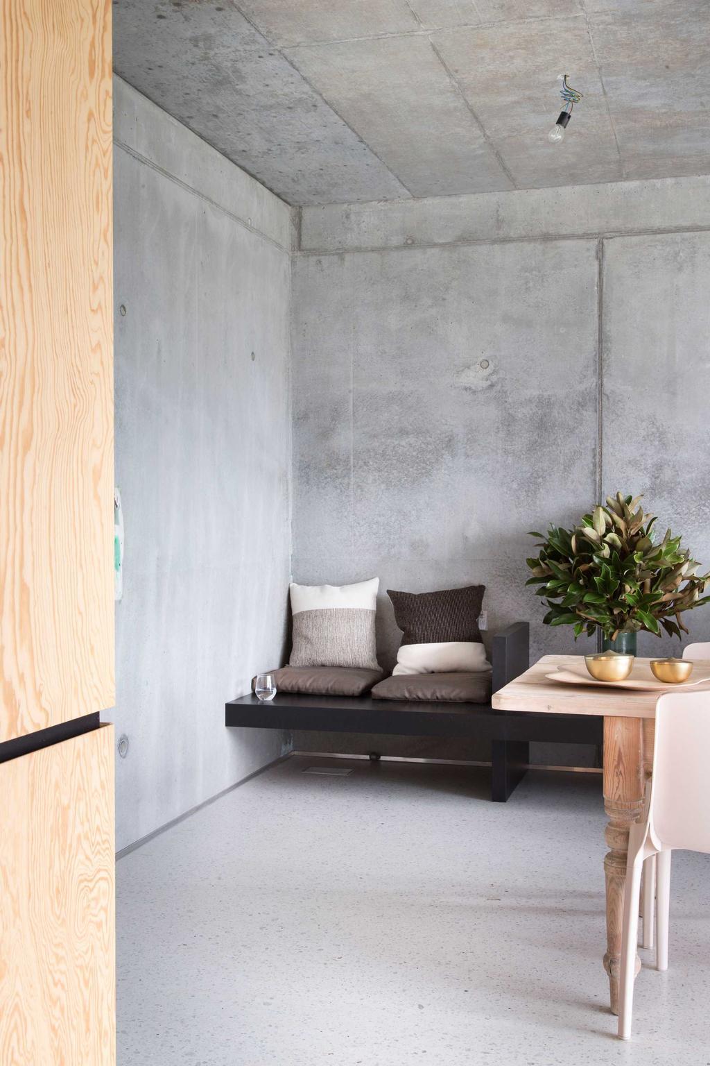 beton chambre a coucher