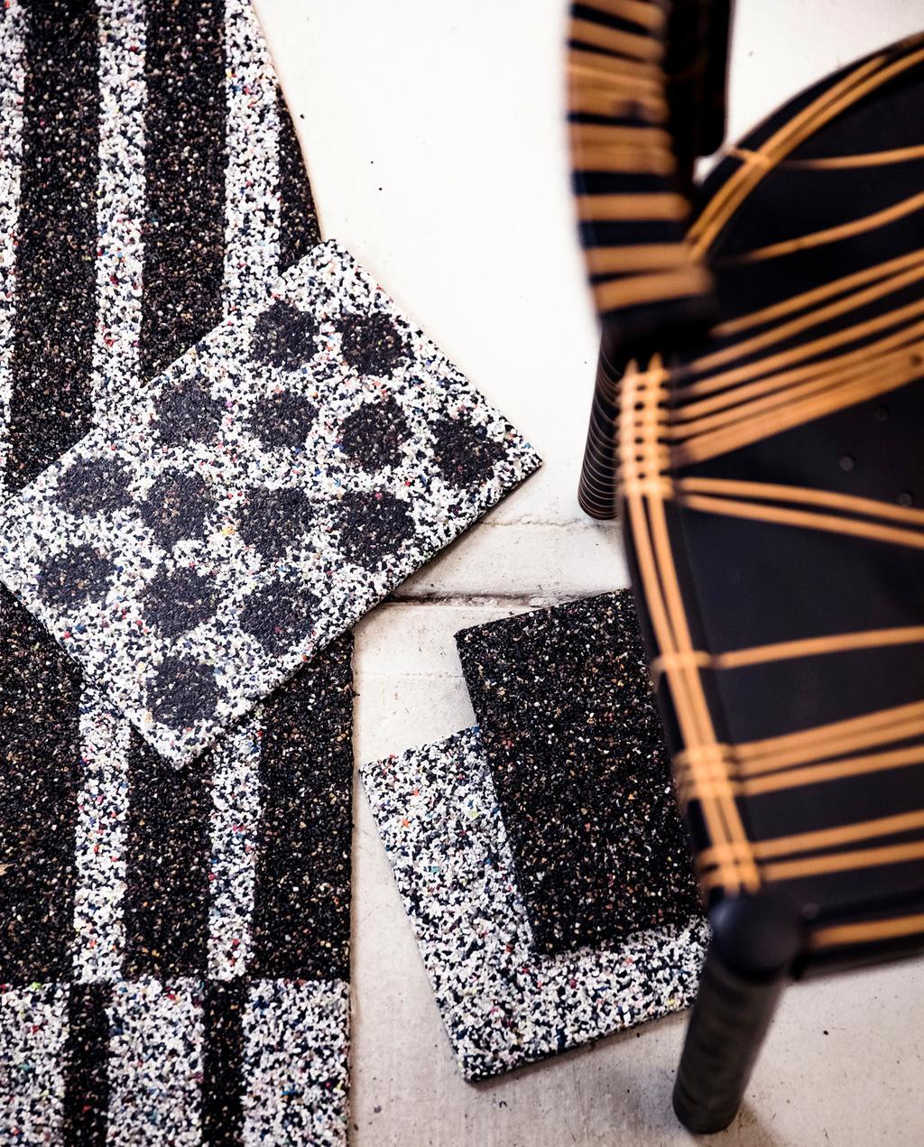vtwonen 6-2019 | Ambacht Simone atelier stoel en stoffen