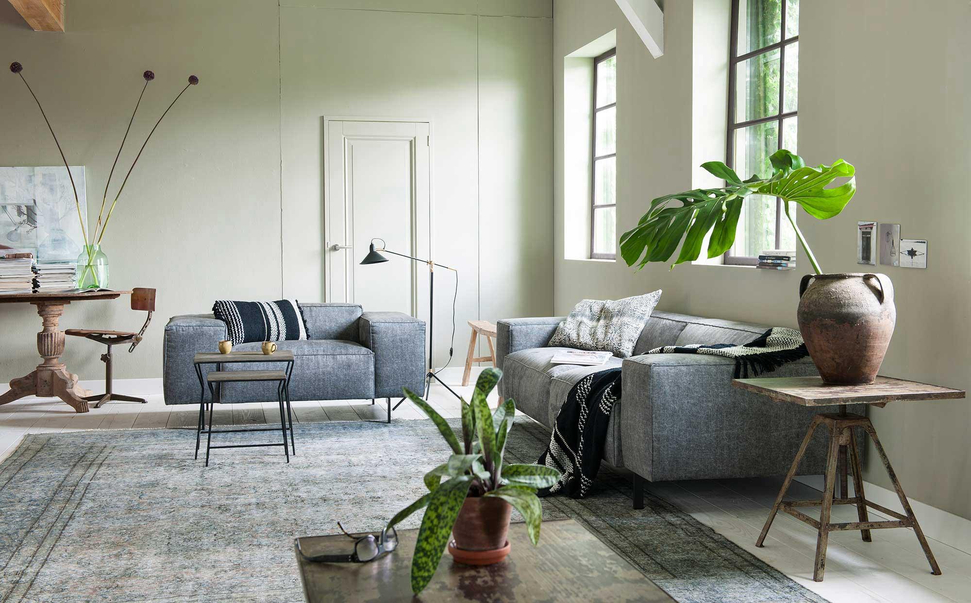 woonkamer landelijke stijl