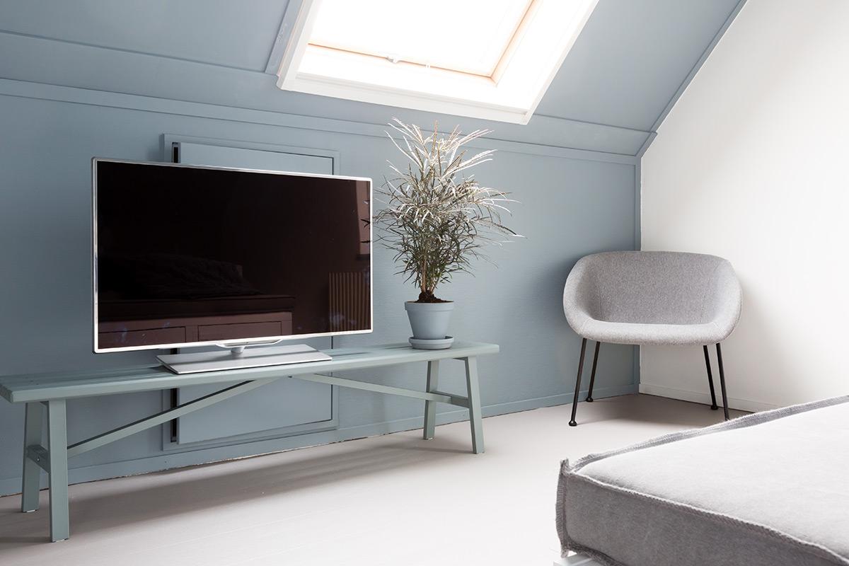 slaapkamer groter Beter Bed open meubels