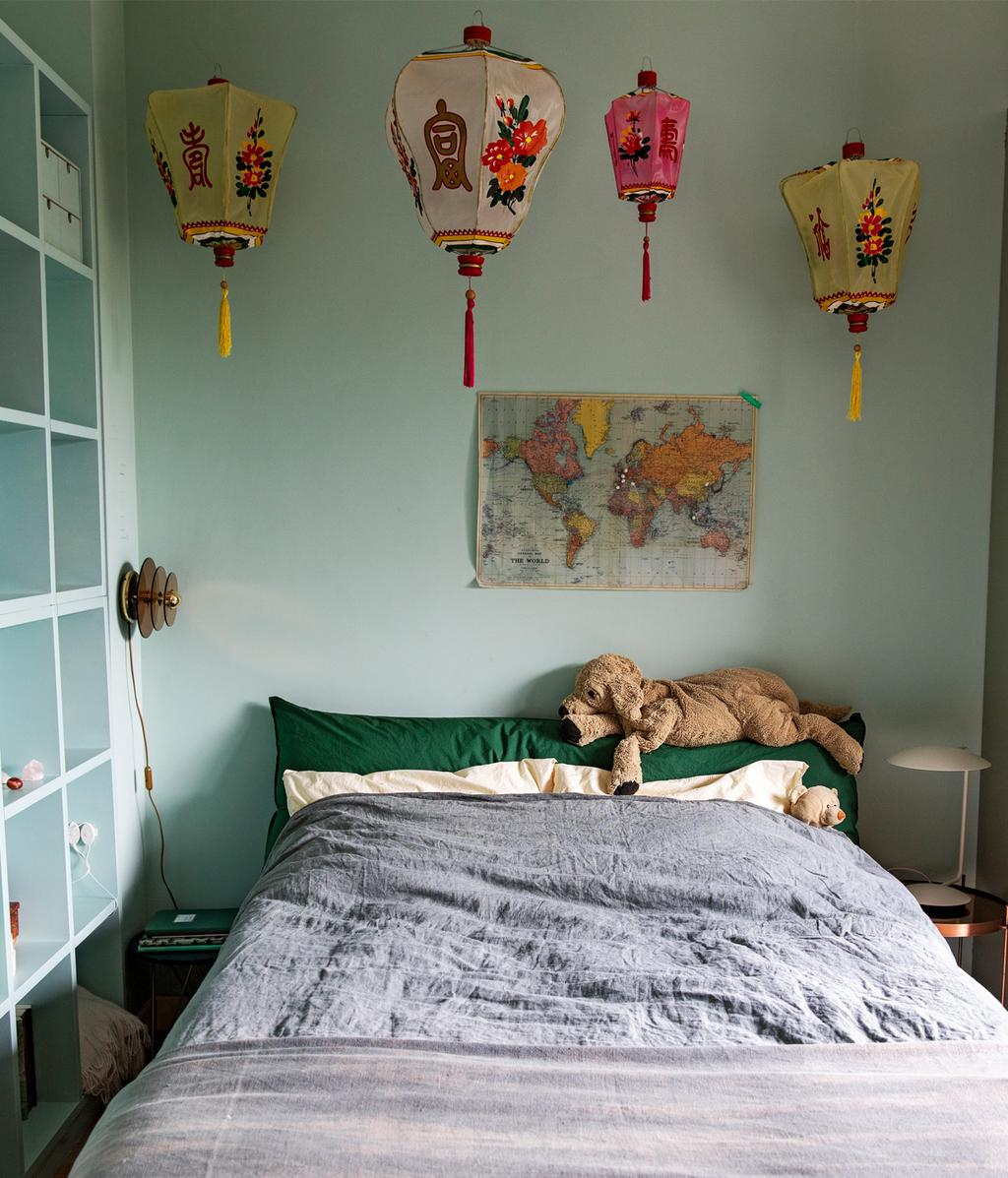 slaapkamer | vtwonen 12-2020