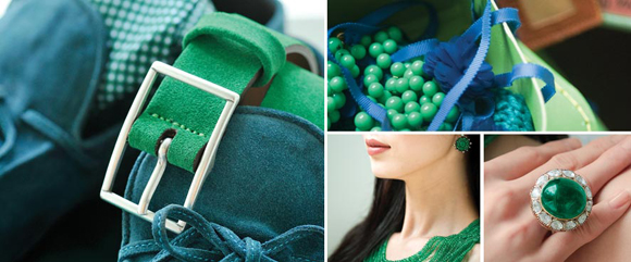 Pantone Color of the Year: Emerald
