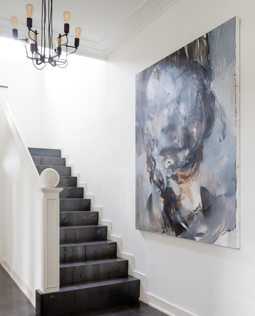 trapgat opvullen | Weer verliefd op je huis | trap