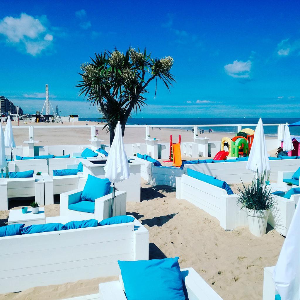 Pata Pata Beach strandbar in Middelkerke