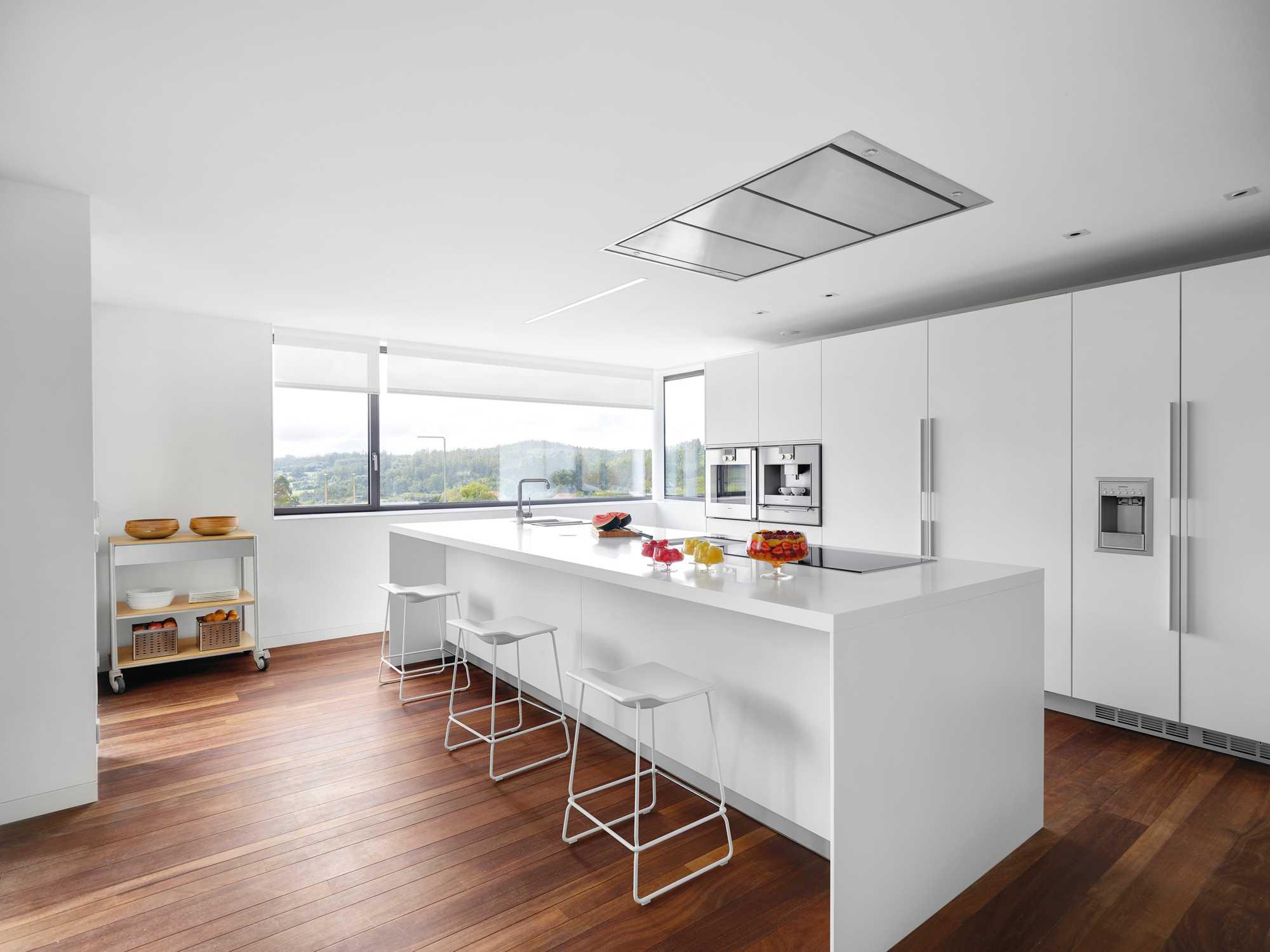 Keuken kookzones indeling