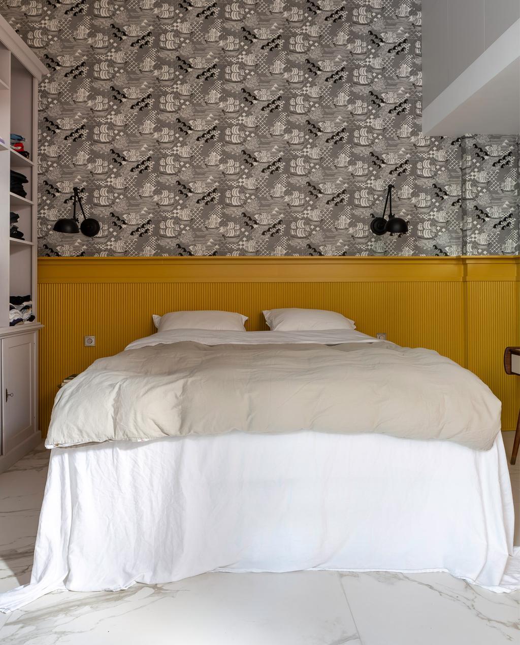 vtwonen | binnenkijken | loft | slaapkamer