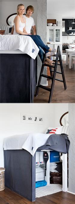 Opbergtips woonkamer en slaapkamer